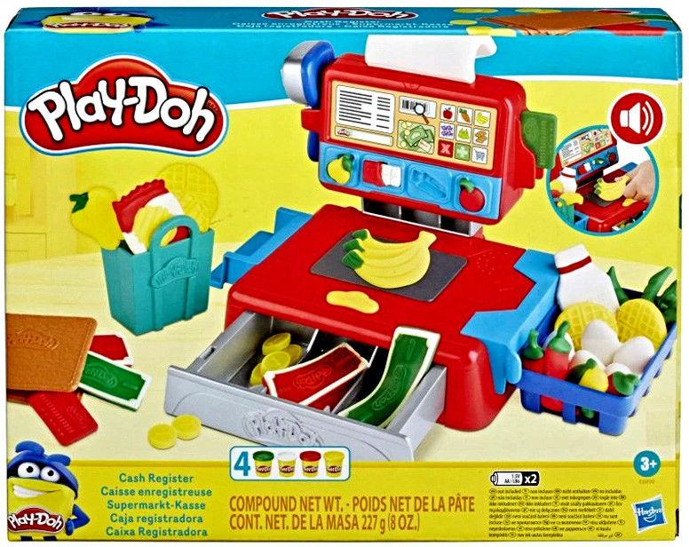 Hasbro Play - Doh Ciastolina Kasa sklepowa E6890