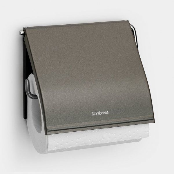 Uchwyt na papier toaletowy CLASSIC Platinum