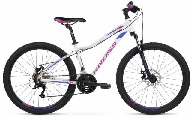 """Rower Kross LEA 3.0 biały 27,5"""" 2022"""