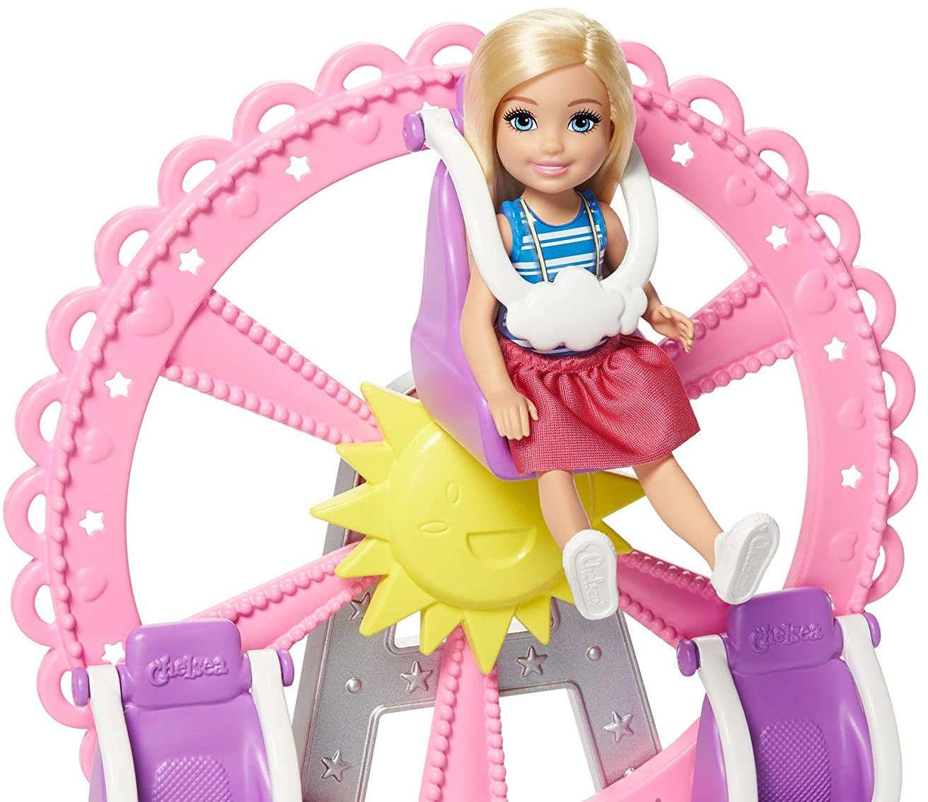 Barbie - Chelsea Wesołe miasteczko GHV82