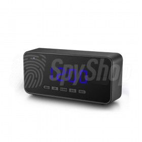 Szpiegowska kamera w budziku DV-55C z technologią PIR