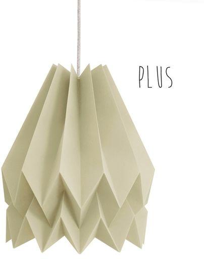 Lampa wisząca Plus Light Taupe Orikomi szaro-brązowa oprawa w dekoracyjnym stylu