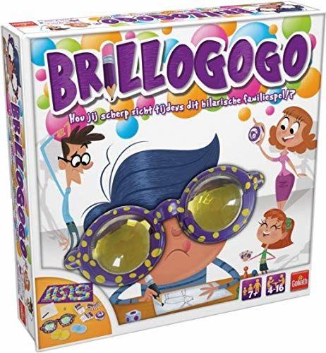 Goliath Toys 76104006 - Brillogo, język: Dutch