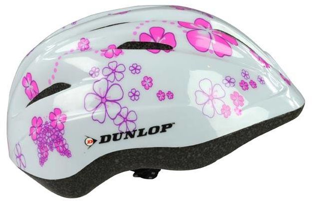 Kask dziecięcy regulowany Dunlop 48 - 52cm