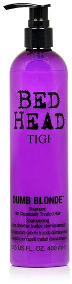 Tigi Bed Head Dumb Blonde Szampon dla blondynek 400 ml