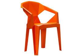 UNIQUE Krzesło MUZE MANDARIN