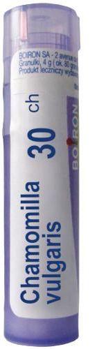 BOIRON Chamomilla vulgaris 30 CH granulki 4 g