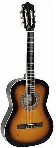 DIMAVERY AC-303 Gitara klasyczna 3/4 sunburst