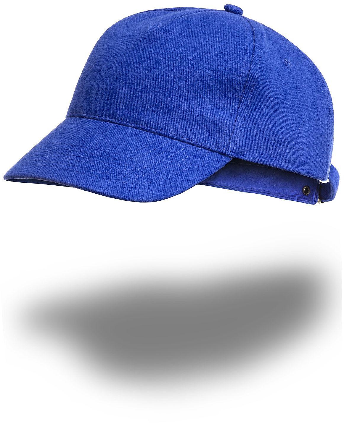 Czapka bejsbolówka - indigo