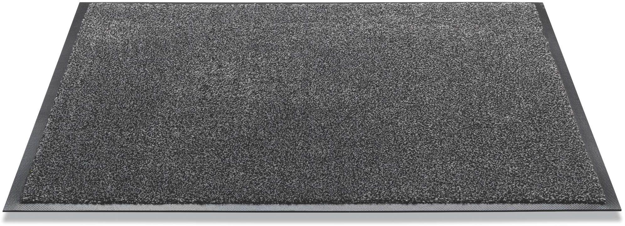 HMT wycieraczka poliamidowa, antracyt, 75 x 85 cm