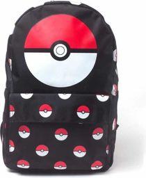 Nintendo Pokemon Pokaggy plecak z nadrukiem na całej powierzchni, wielokolorowy (Bp302831Pok) plecak na co dzień, 28 cm, 20 l, wielokolorowy
