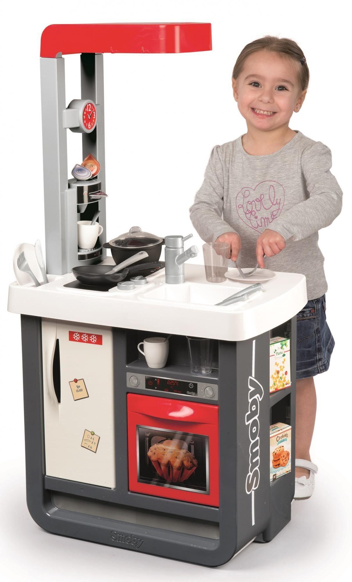 Smoby Kuchnia mini Tefal Chef Gourmande 310817