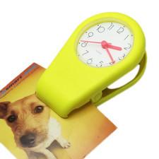 Zegar plastikowy z klipsem