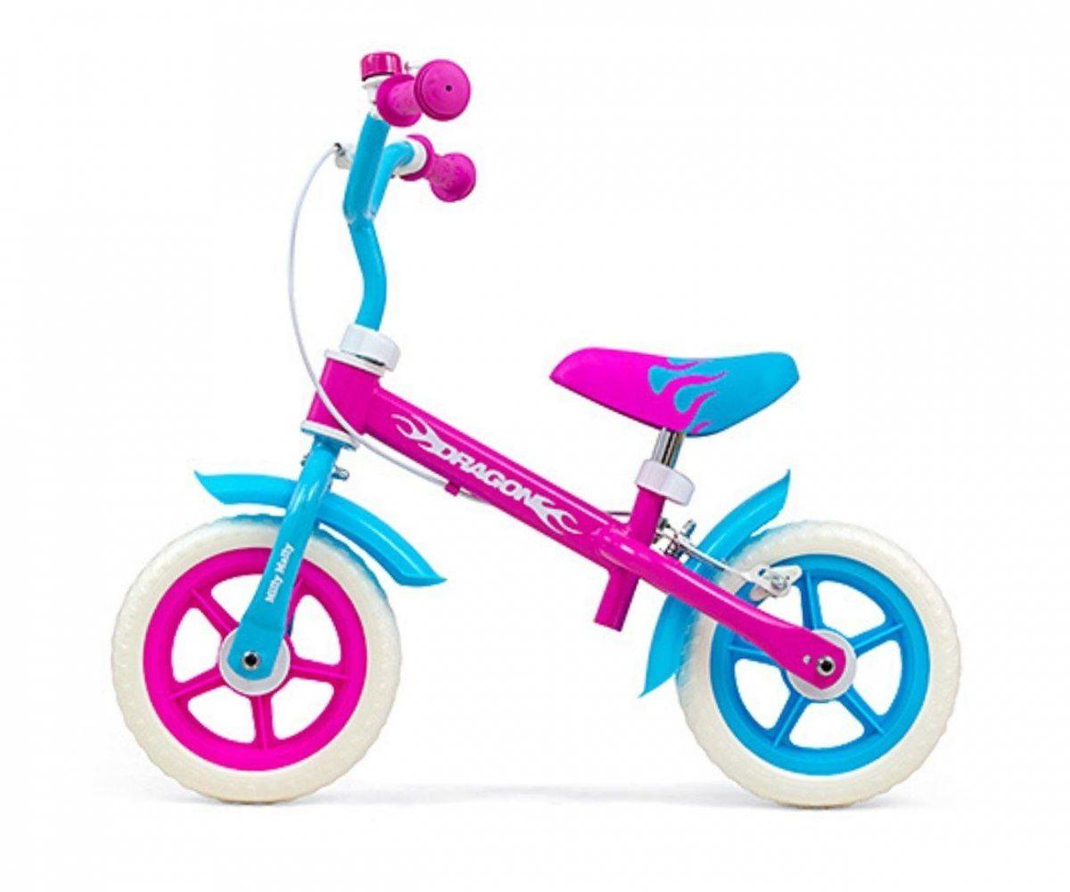 Milly Mally Rowerek biegowy Dragon hamulec Candy
