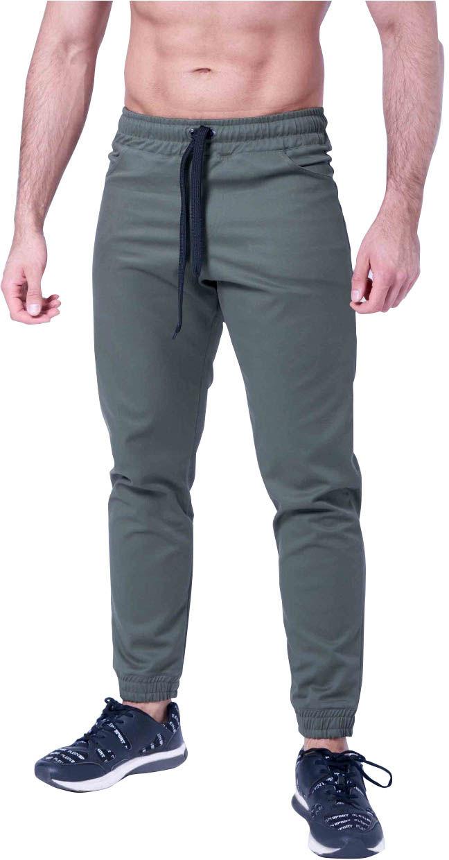 Spodnie Military Gym Wear Streeter Military Joggery - Khaki