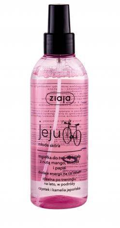 Ziaja Jeju Body and Face Mist woda do ciała 200 ml dla kobiet