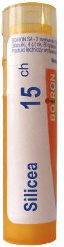 BOIRON Silicea 15 CH granulki 4 g