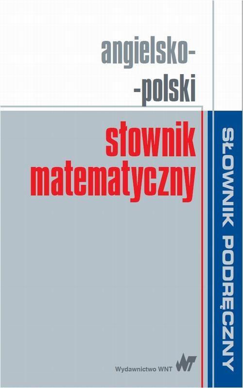Angielsko-polski słownik matematyczny - praca zbiorowa - ebook