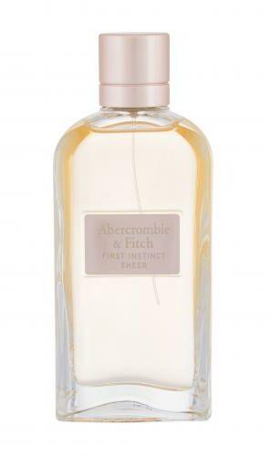 Abercrombie & Fitch First Instinct Sheer woda perfumowana 100 ml dla kobiet
