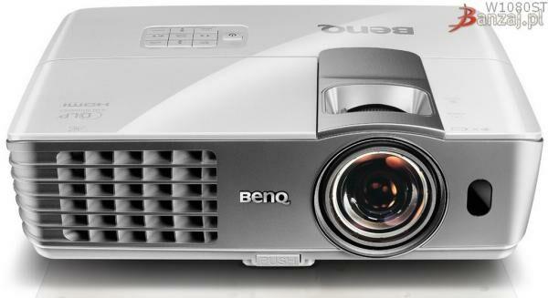 Projektor BenQ W1070+ UCHWYTorazKABEL HDMI GRATIS !!! MOŻLIWOŚĆ NEGOCJACJI  Odbiór Salon WA-WA lub Kurier 24H. Zadzwoń i Zamów: 888-111-321 !!!