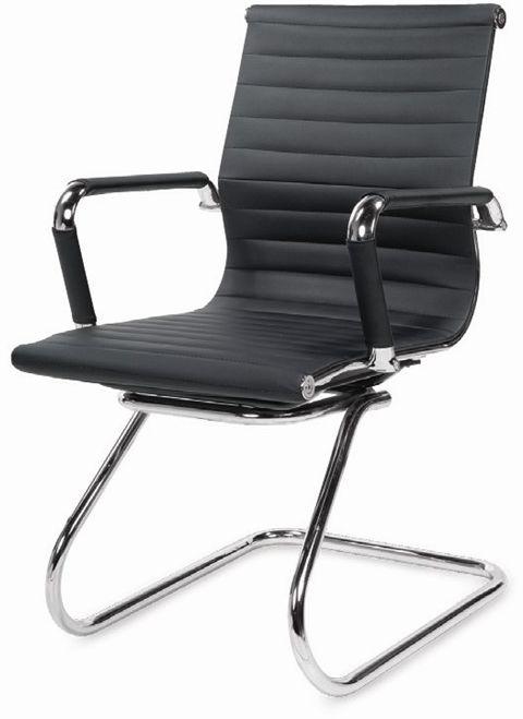 HALMAR Fotel stacjonarny PRESTIGE SKID