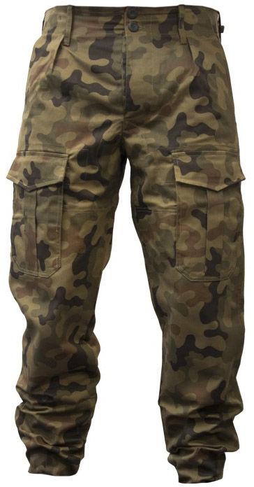 Spodnie polowe Maxtex PL Woodland wz.93
