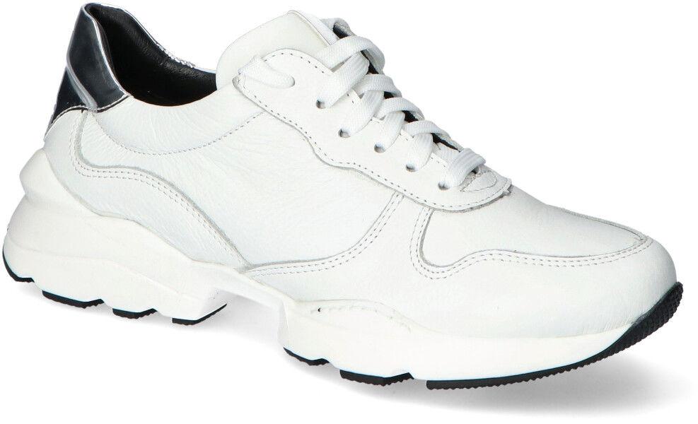 Sneakersy Karino 3154/010-P Białe lico