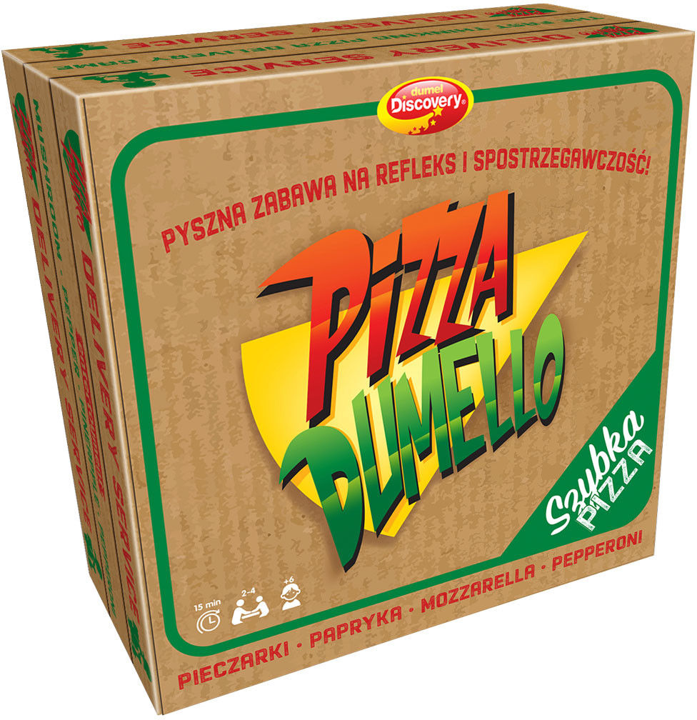 Dumel Discovery - Pizza Dumello 90412