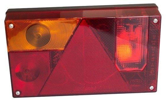 Lampa lewa tylna zespolona do przyczep Multipoint I Asp ck