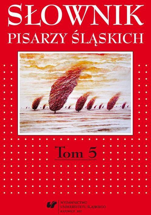 Słownik pisarzy śląskich. T. 5 - No author - ebook