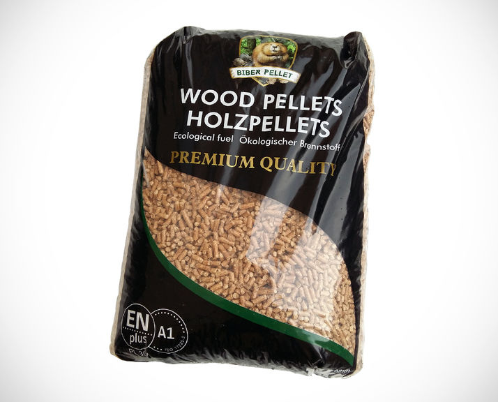 Biber pellet Premium - 975kg