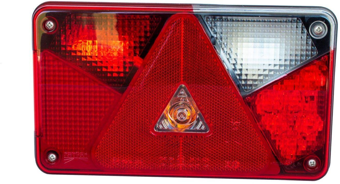 Lampa tylna zespolona Asp ck Multipoint V LED lewa