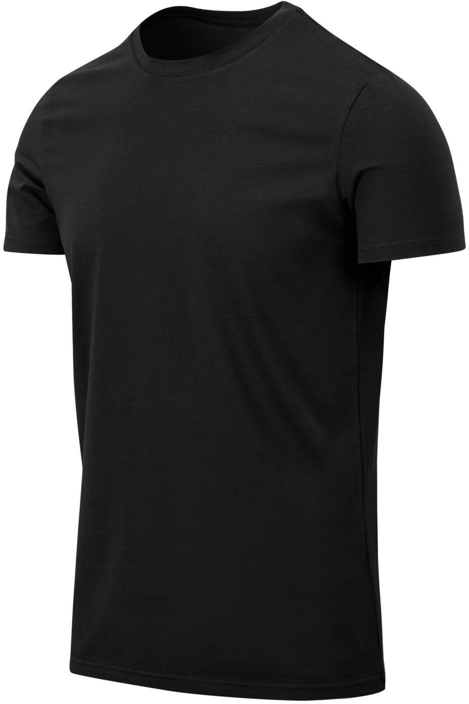 Koszulka T-Shirt Helikon Slim Czarny (TS-TSS-CC-01) H