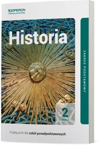 Historia LO 2 Podr. ZP cz.2 wyd.2020 OPERON - Janusz Ustrzycki, Mirosław Ustrzycki