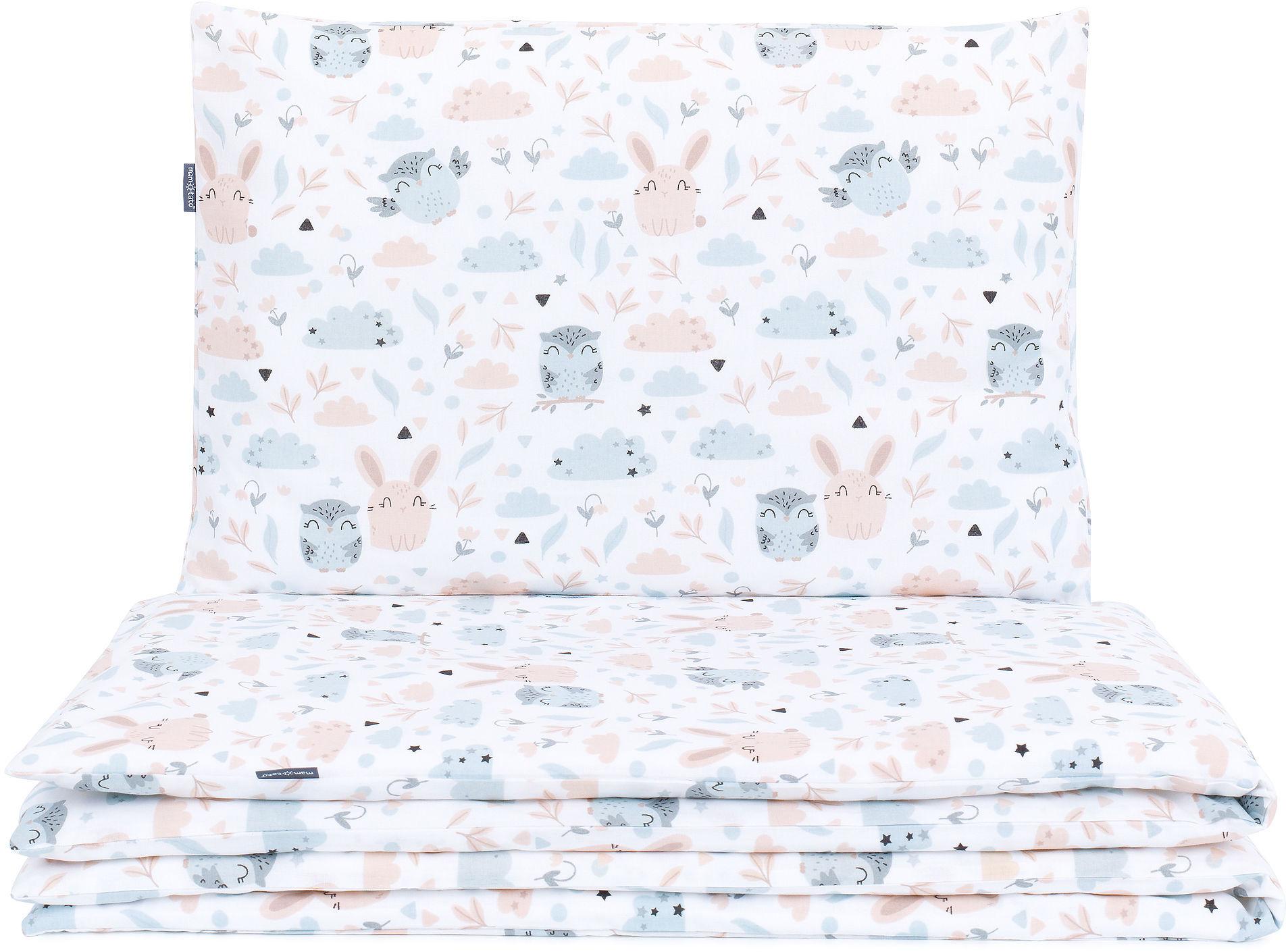 MAMO-TATO 2-el pościel dla niemowląt 100x135 - Polana