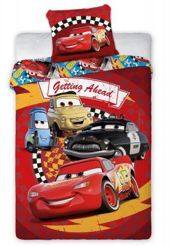 Faro Pościel bawełna 160x200 Cars formuła