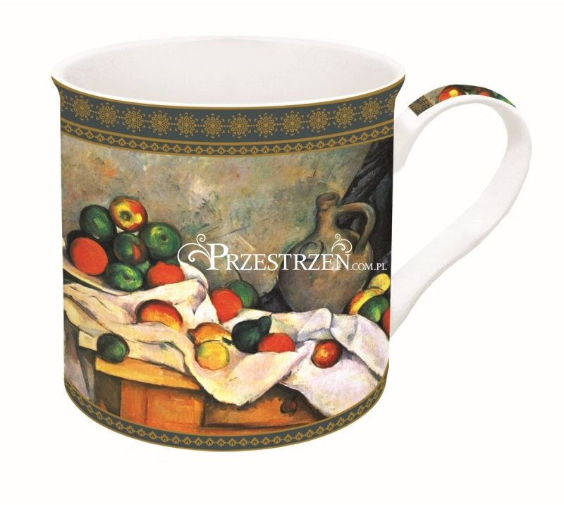 KUBEK PORCELANOWY - ART MASTERPIECE COLLECTION - CEZANNE 170 CEZ1