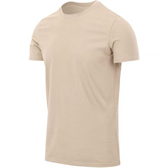 Koszulka T-Shirt Helikon Slim Beżowy (TS-TSS-CC-13) H