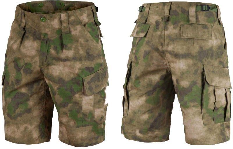 Texar spodnie krótkie WZ10 FG CAM