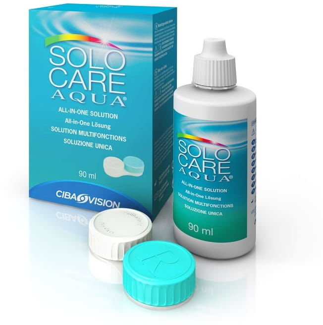SoloCare Aqua, 90 ml