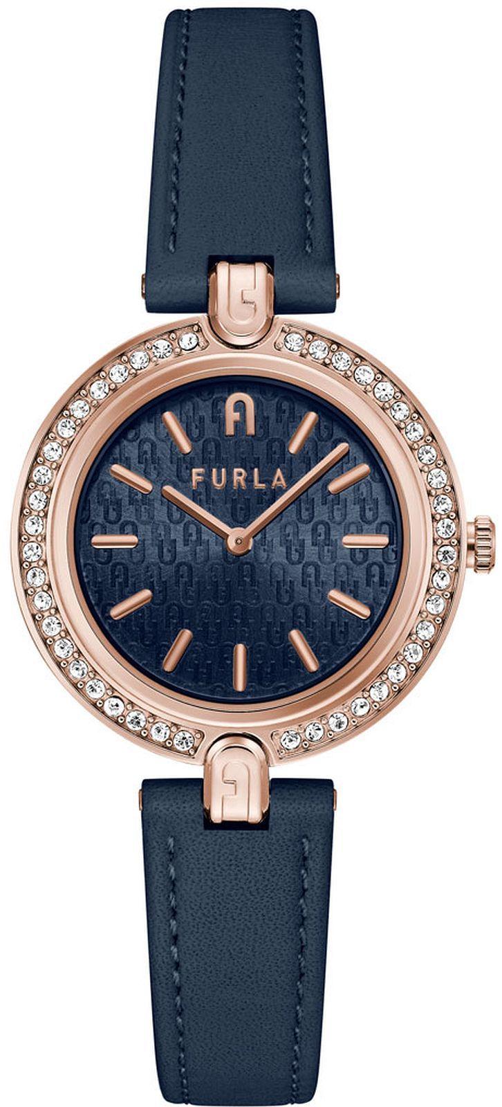 Zegarek damski Furla Logo Links