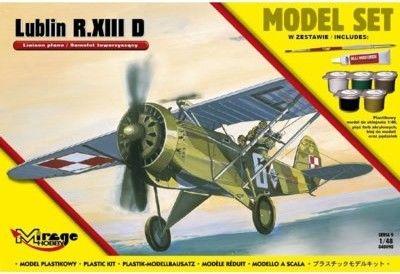 Lublin R.XIII D model set