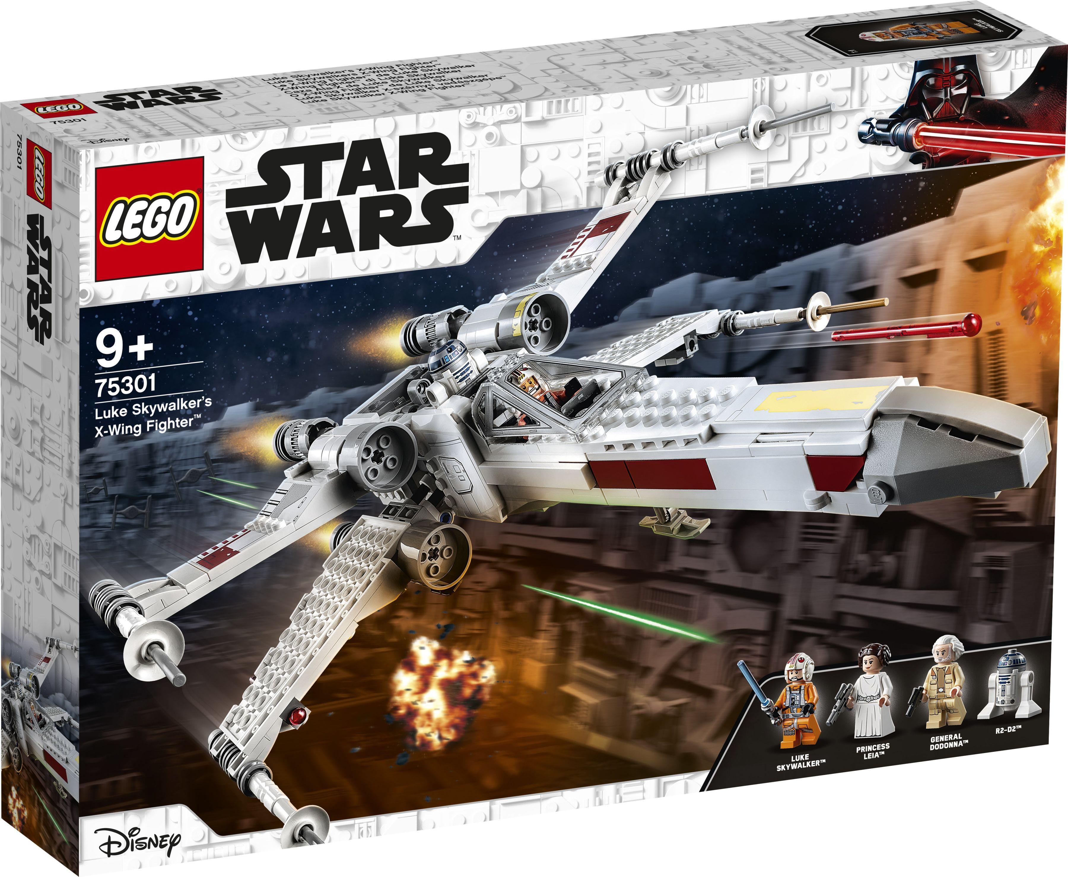 LEGO Star Wars - Myśliwiec X-Wing Luke''a Skywalkera 75301