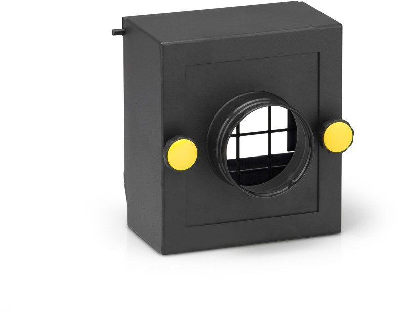 Pojemnik filtra wlot powietrza regeneracyjnego TTR 400 D
