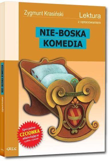 Nie-Boska Komedia z oprac. GREG - Zygmunt Krasiński