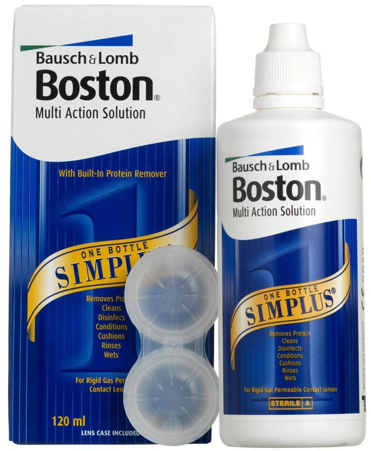 Boston Simplus, 120 ml