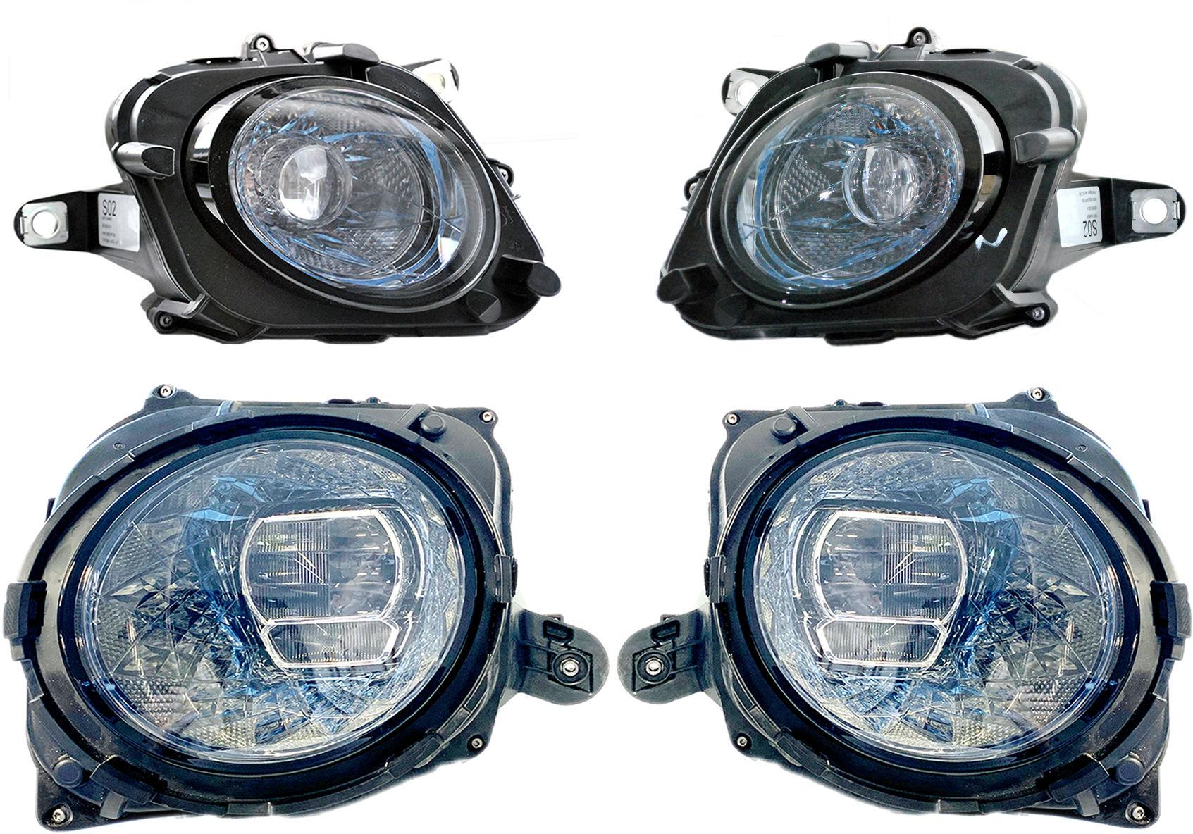 2X NOWE ORYGINALNE REFLEKTORY FULL LED KOMPLETNE + 2X KIERUNKOWSKAZY BENTLEY CONTINENTAL GT GTC 3SD094006E 3SD953042A
