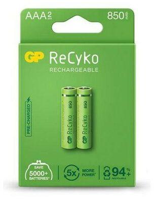 Akumulatory GP ReCyko AAA 850mAh 2szt.. > DARMOWA DOSTAWA ODBIÓR W 29 MIN DOGODNE RATY