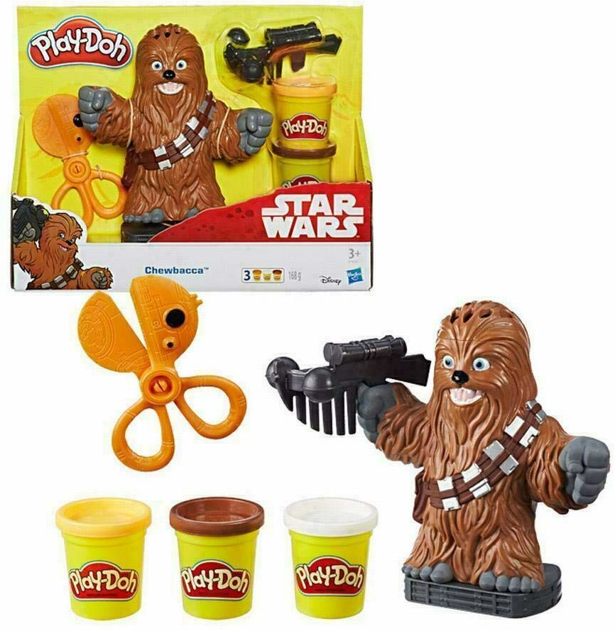 Play-Doh 456E1934 Star Wars Chewbacca