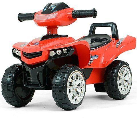 Milly Mally Pojazd Monster Red